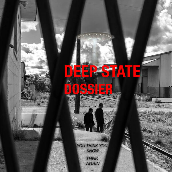 Deep State Dossier Podcast Artwork Image