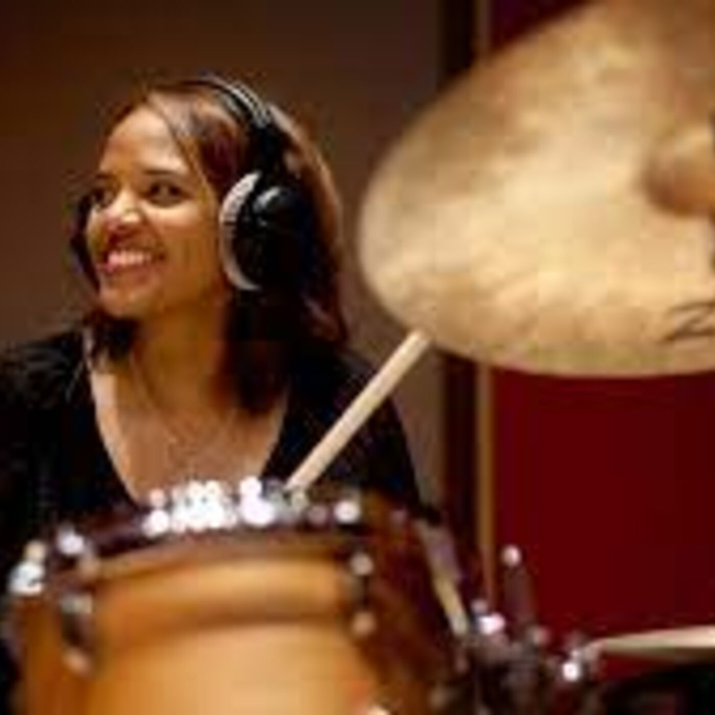Episode 9 - A conversation with three-time Grammy Award winner, drummer Terri Lyne Carrington, and her work with the Institute of Jazz and Gender Justice.