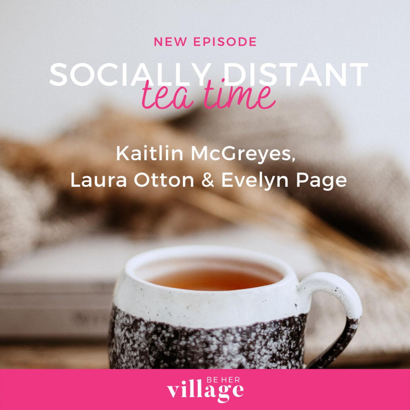 Socially Distant Tea Time: A Second Chance At Lockdown