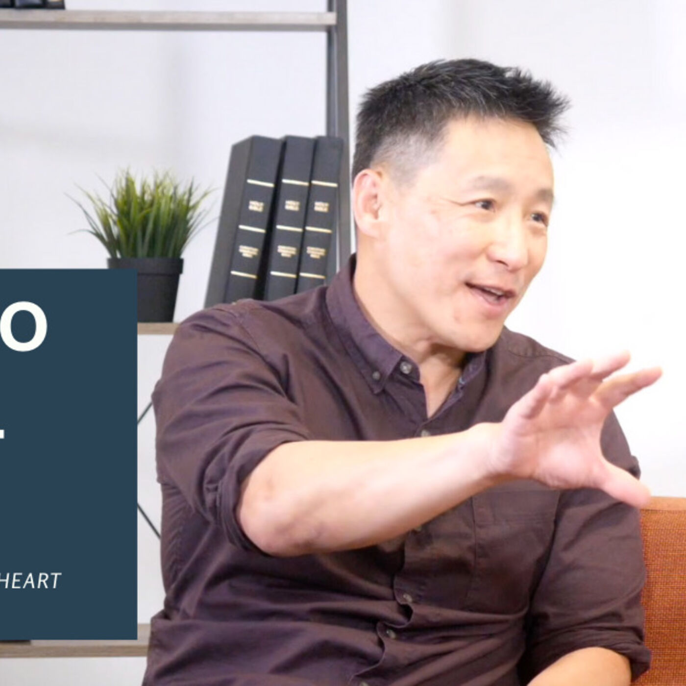 How to talk about Jesus - with Sam Chan