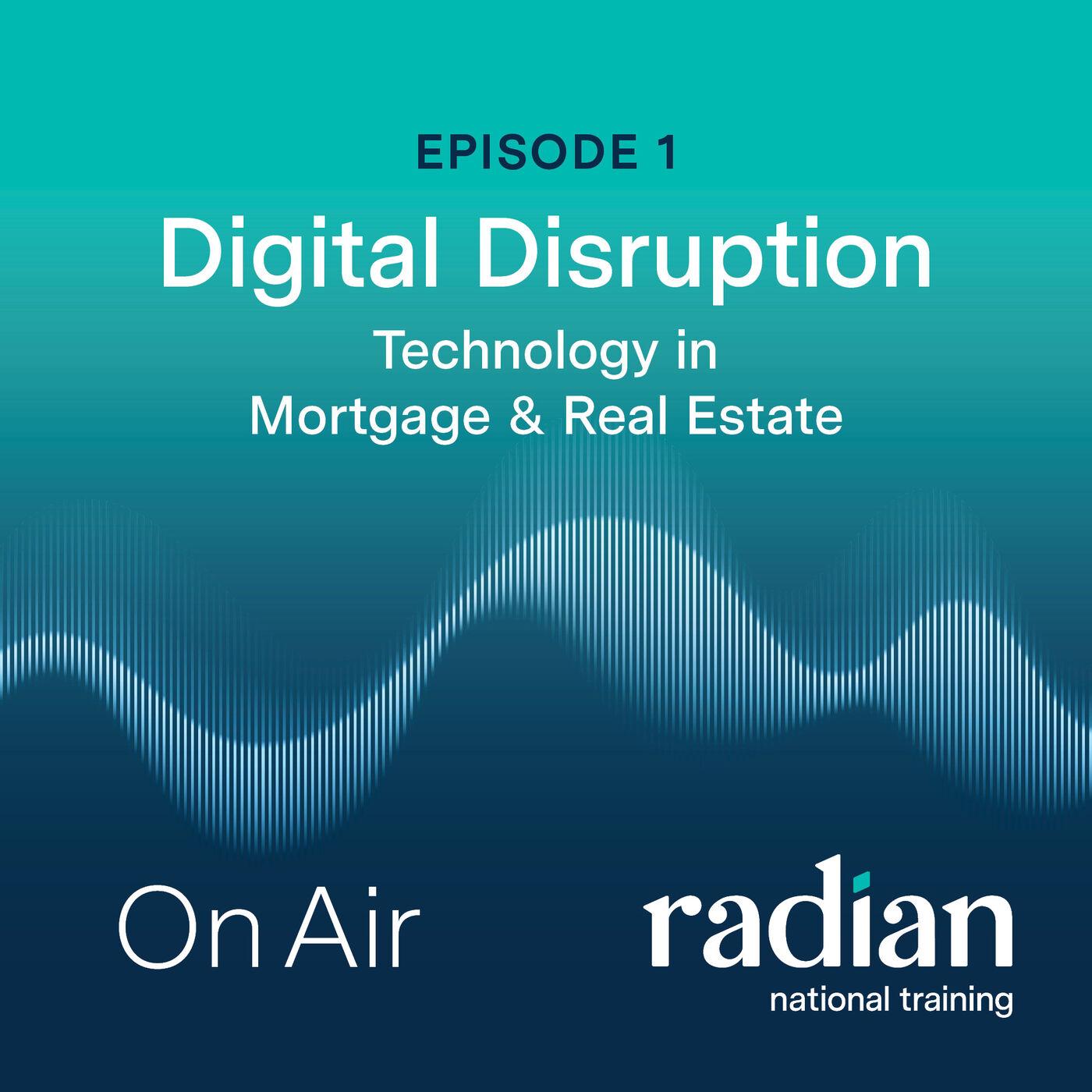 Digital Disruption: Embracing Technology in Lending