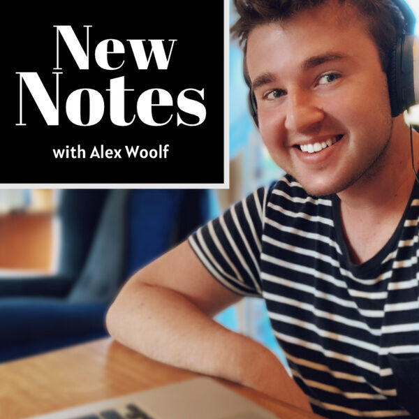 New Notes Podcast Artwork Image
