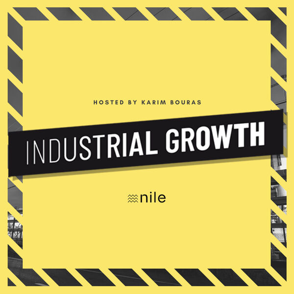 Industrial Growth Podcast Artwork Image