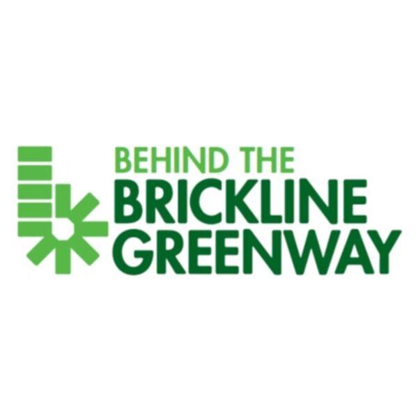 Behind The Brickline Greenway Podcast Artwork Image