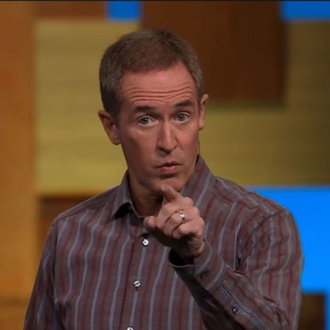 Andy Stanley:  Christians Created the Bible