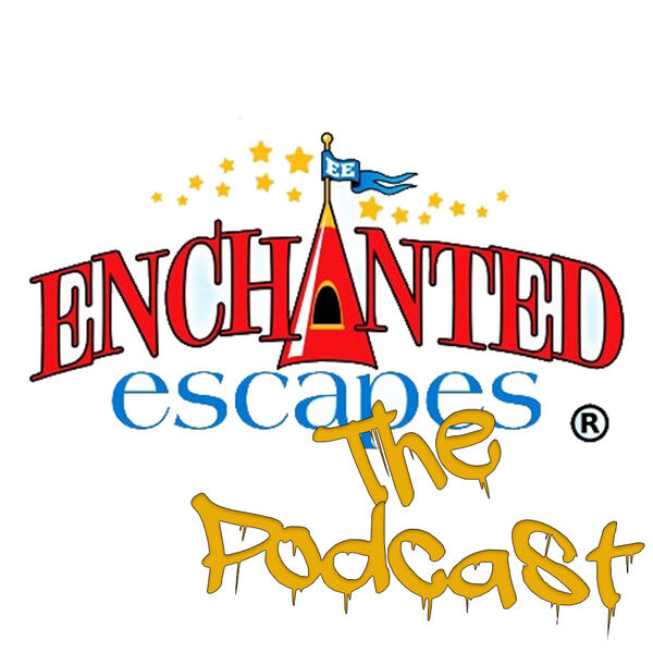 Enchanted Escapes Travel: The Podcast Podcast Artwork Image