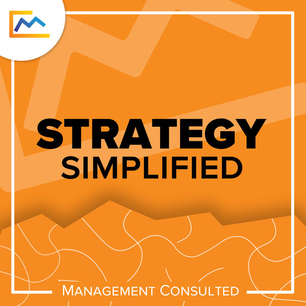 Strategy Simplified Podcast Artwork Image