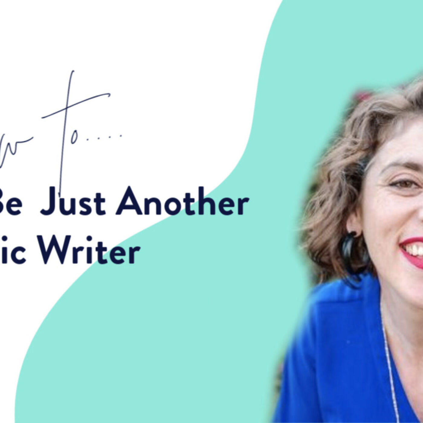How to Not Be Just Another Generic Writer
