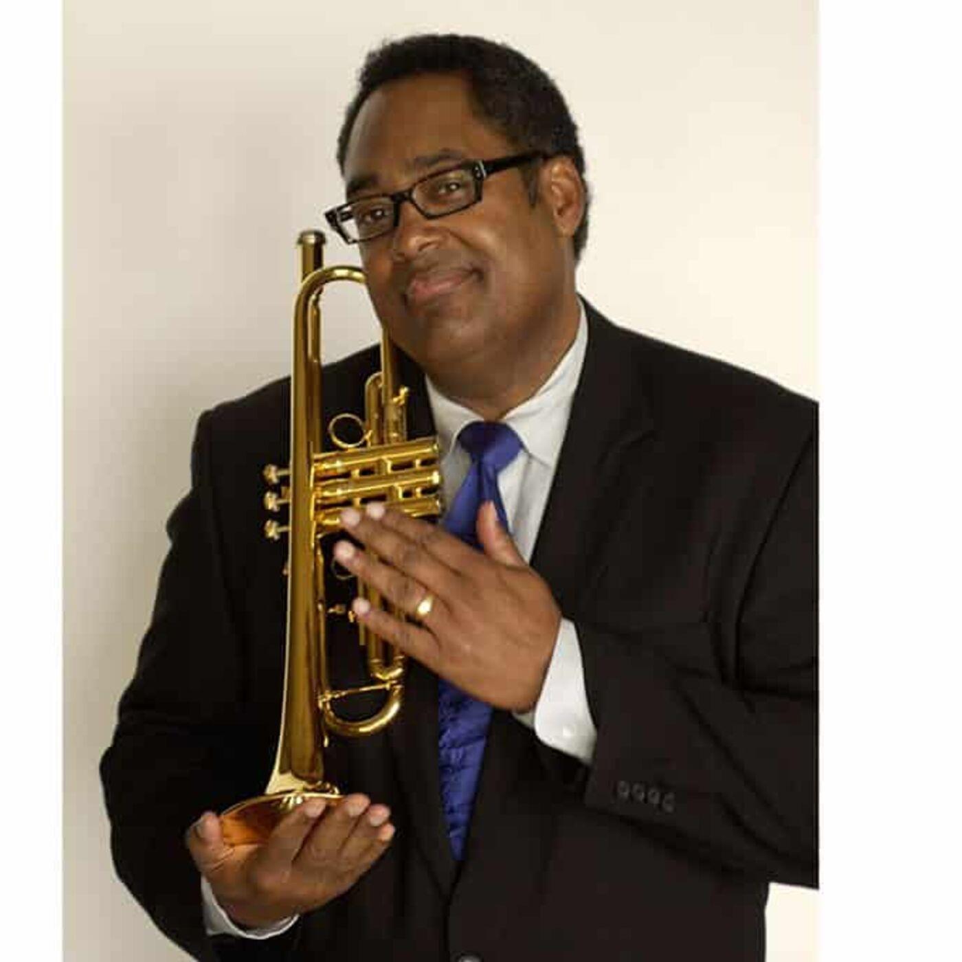Episode 10 - A Conversation with trumpet virtuoso and educator Jon Faddis.