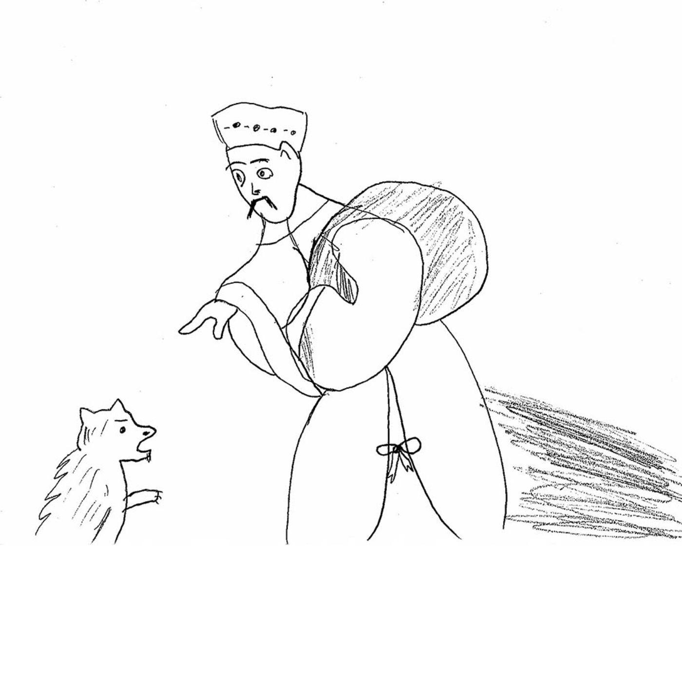 《寓言集 - 东郭先生和狼》