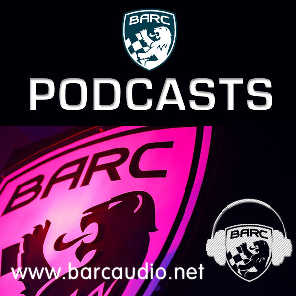 BARC - The British Automobile Racing Club Audio News and Interviews Podcast Artwork Image