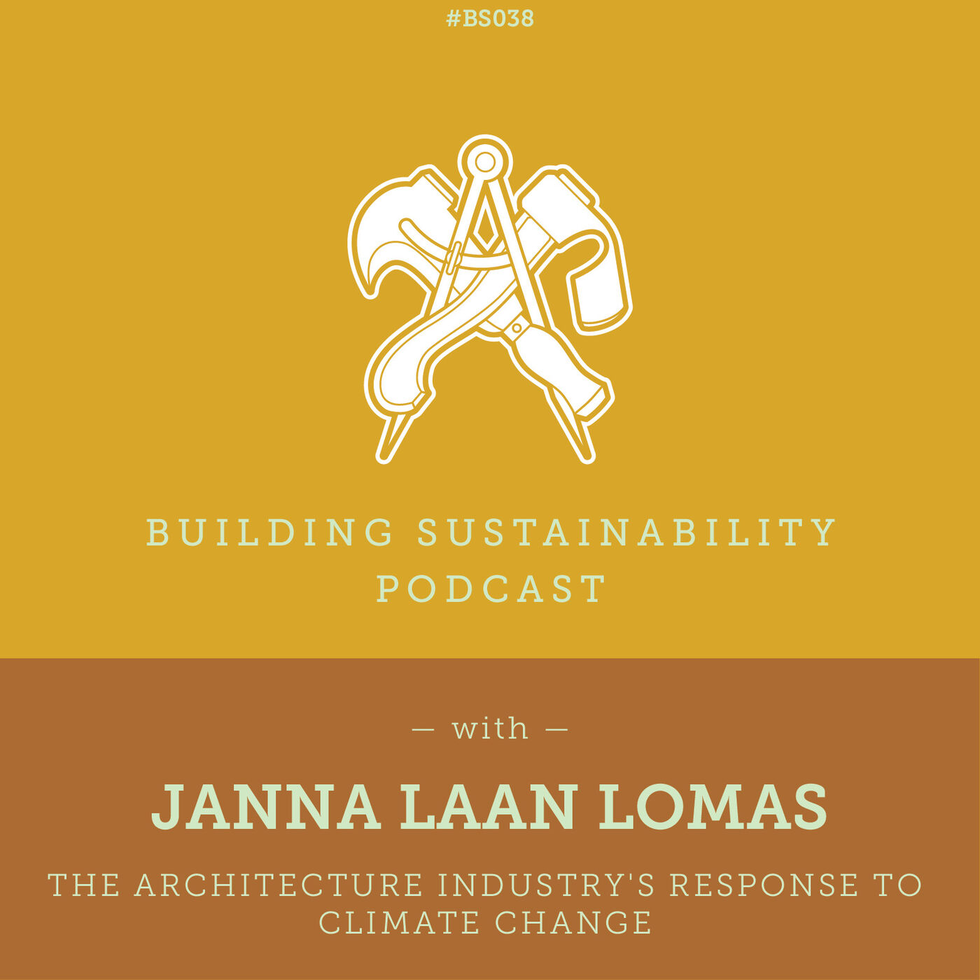 How will architects respond to climate change? - Janna Laan Lomas - BS038