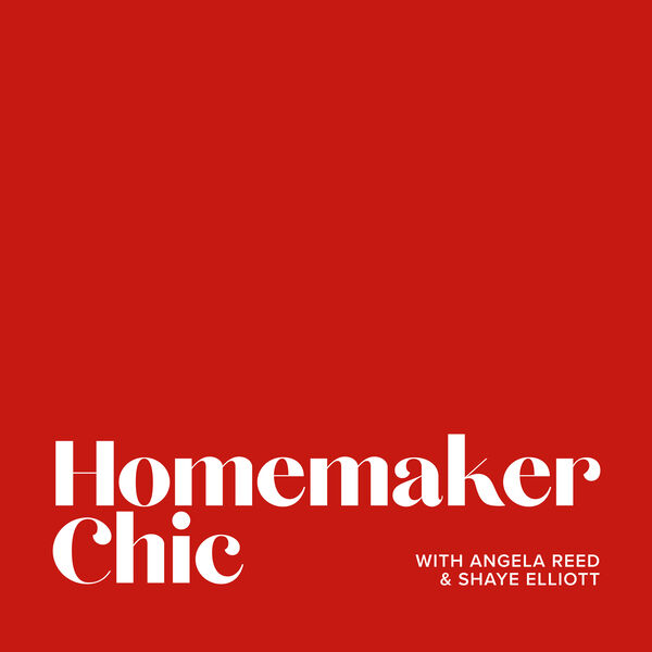 Homemaker Chic Podcast Artwork Image