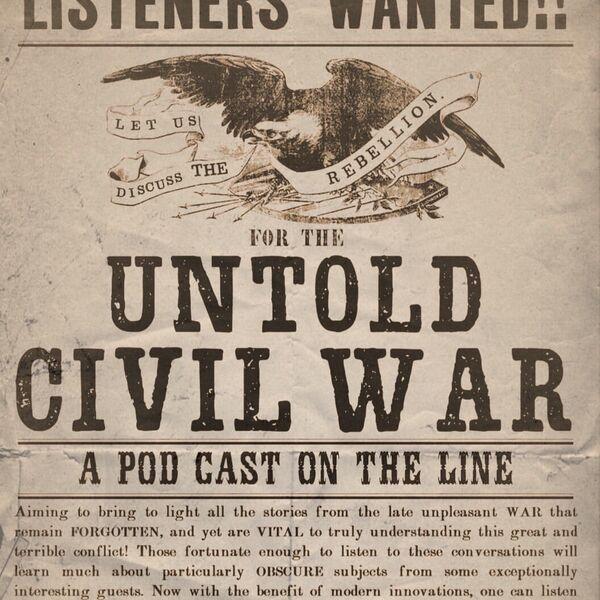 Untold Civil War Podcast Artwork Image