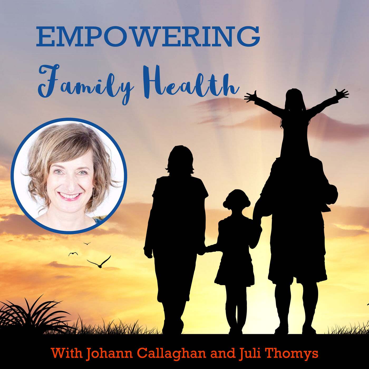 Ep#24 - How Bio Kinesiology Can Improve Wellbeing - Physically, Emotionally and Mentally with Juli Thomys