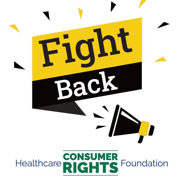Fight Back Podcast Artwork Image