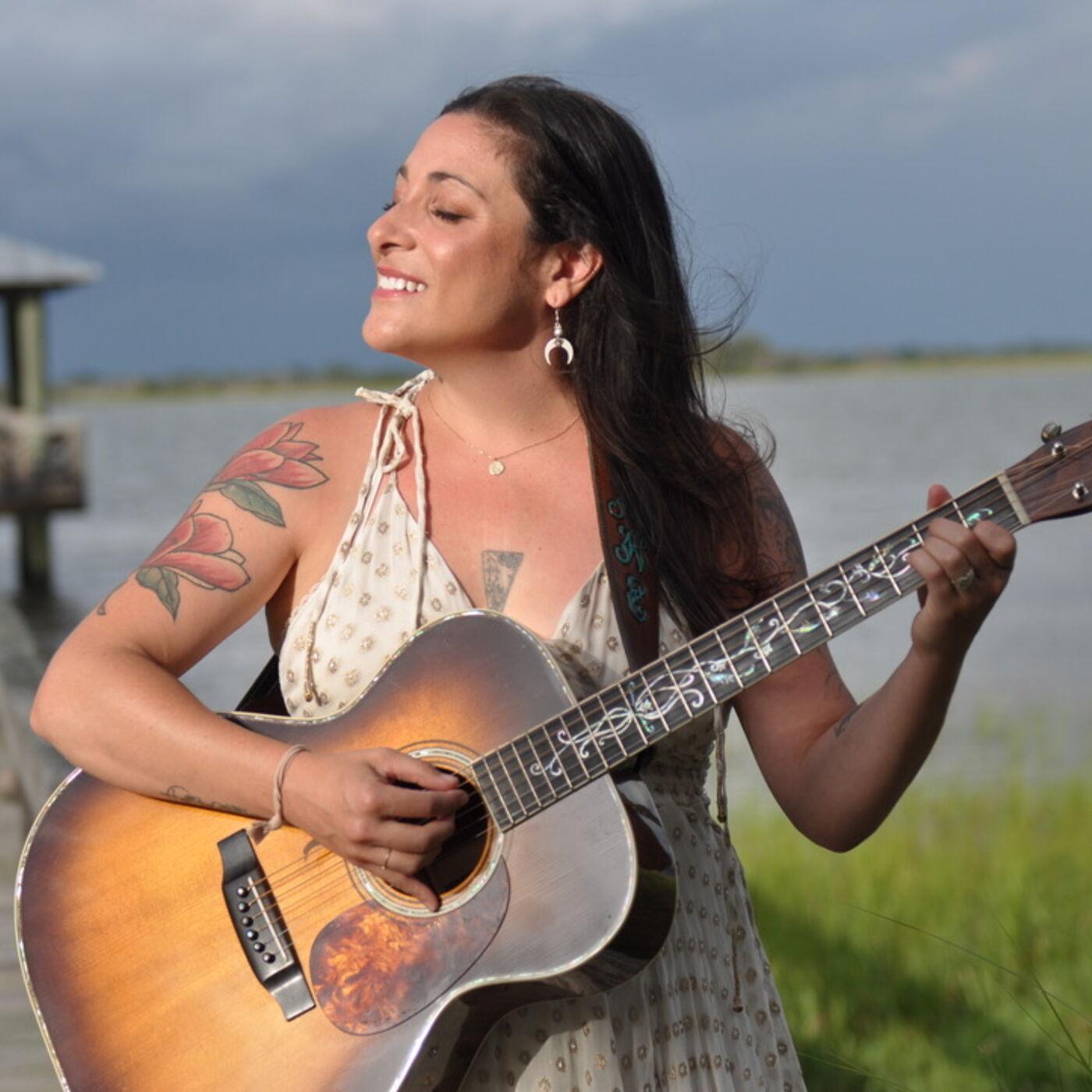 The Power of Music & Art Offers Hope With Singer/Songwriter Jane Kramer
