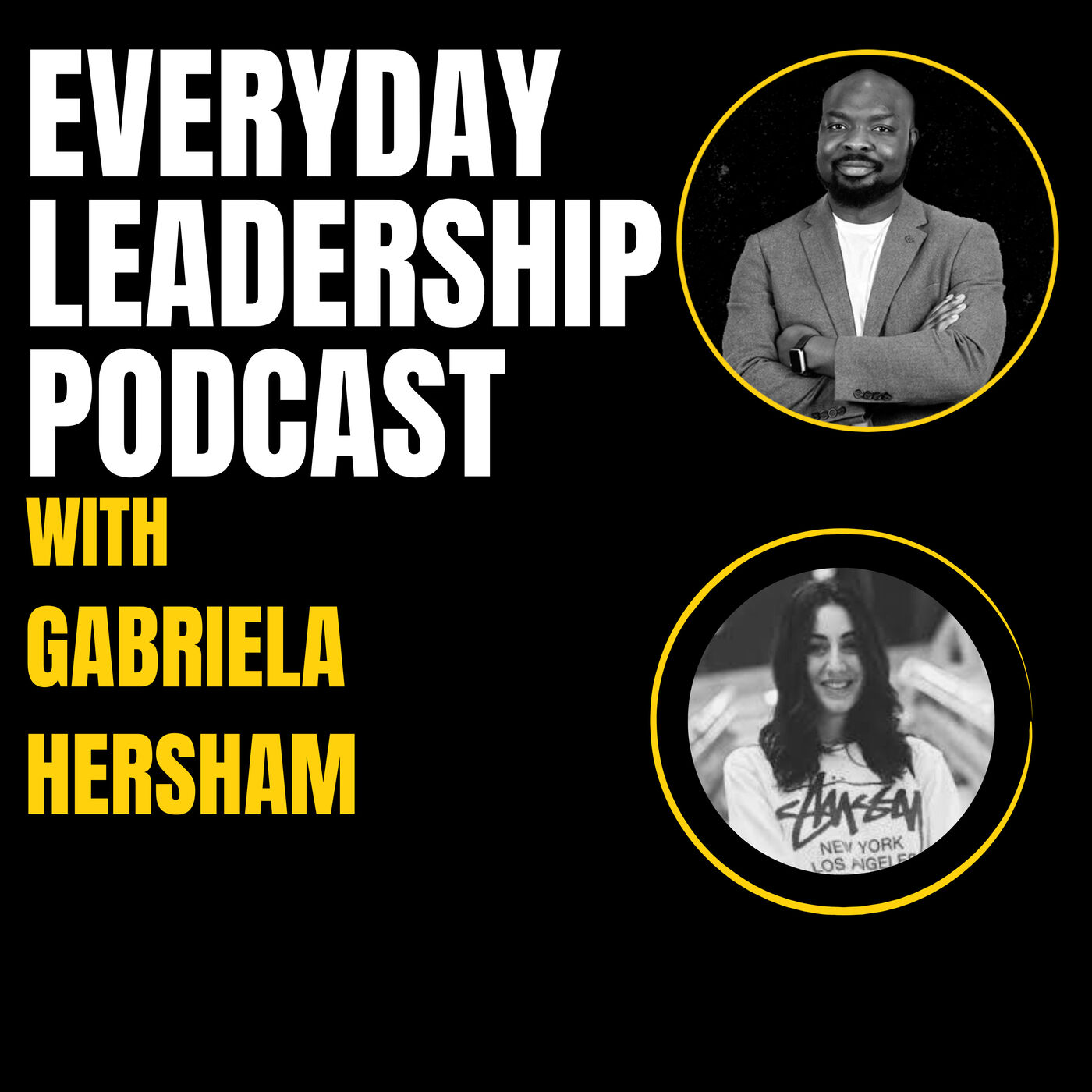 #06 - Life & Business Lessons From Mum, Founder & CEO Gabriela Hersham