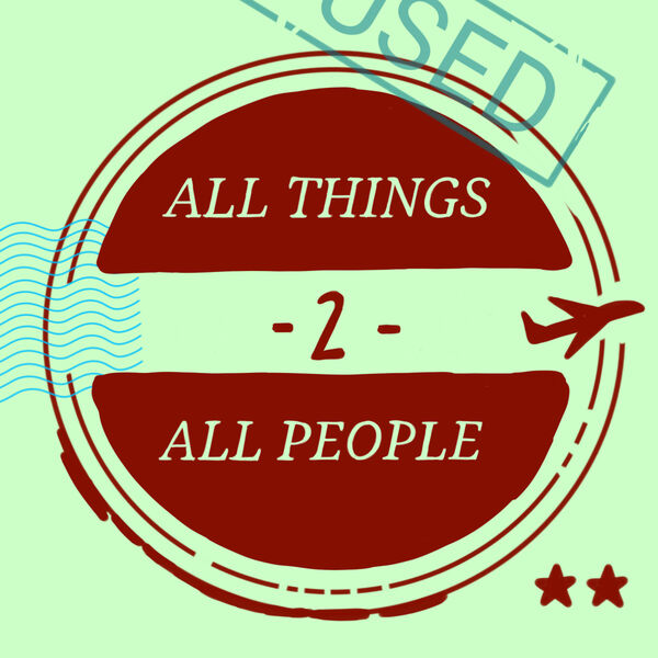 All Things to All People with Michael Burns Podcast Artwork Image