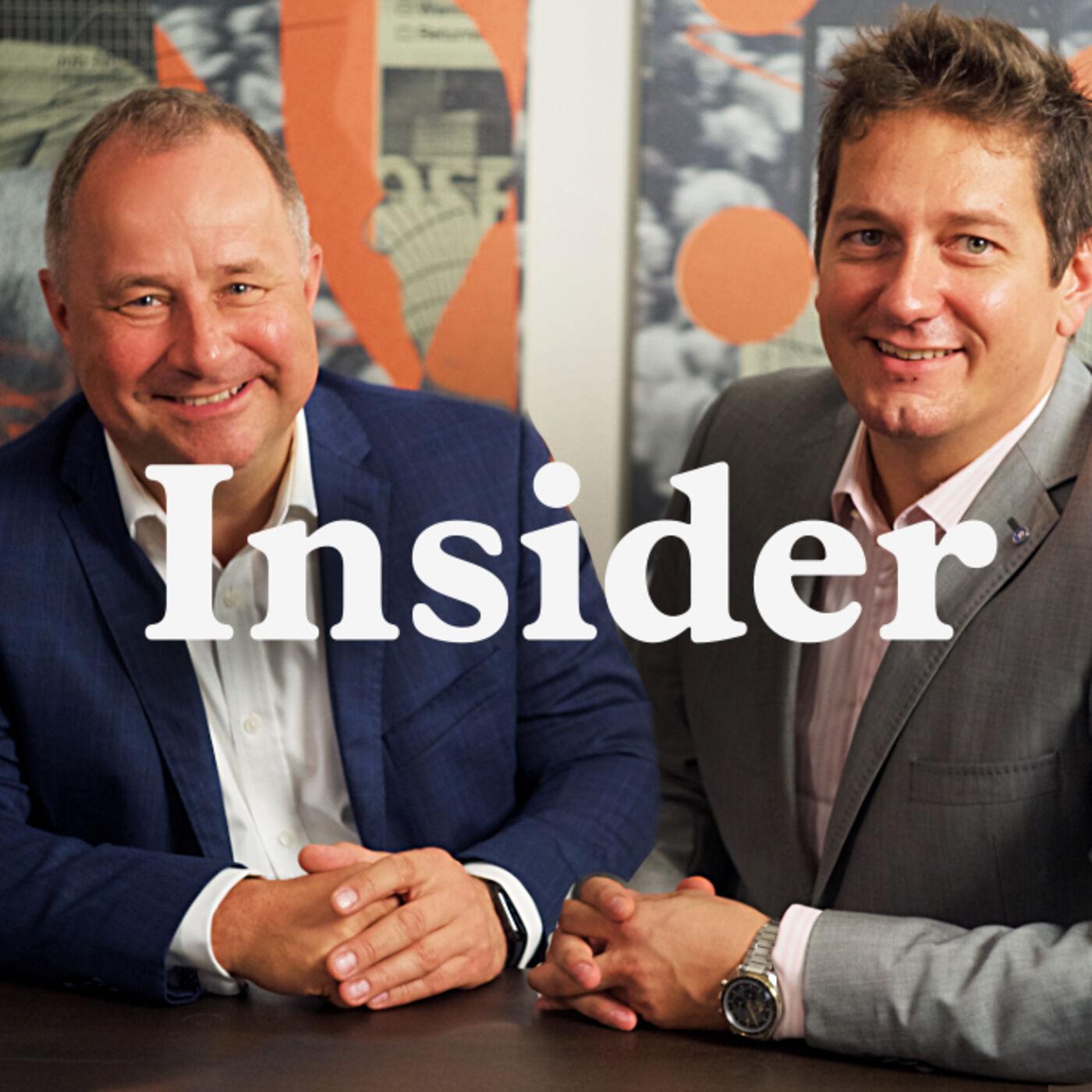 Insider #82 - Tomáš Salomon a Josef Donát