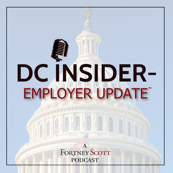 DC Insider - Employer Update Podcast Artwork Image