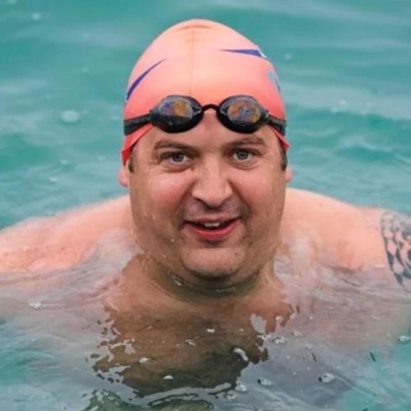 Andy Truscott's Marathon Swim Story