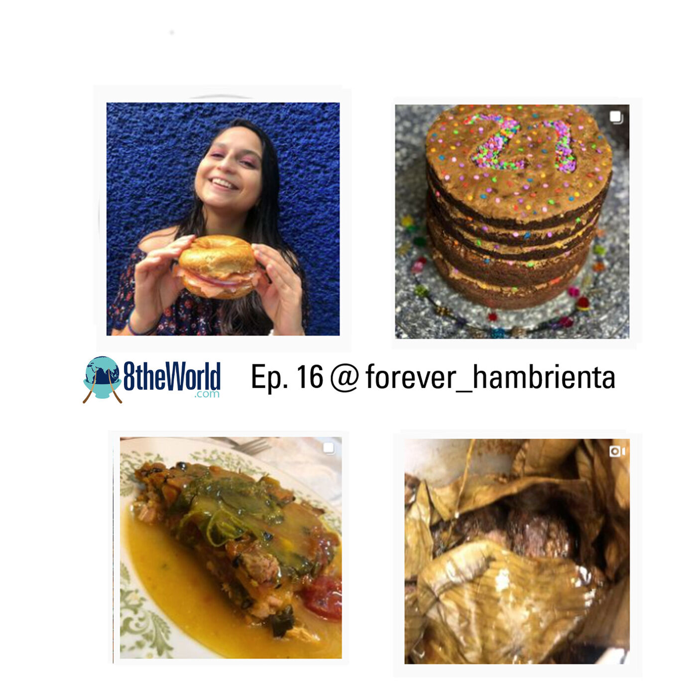 Ep 16. Dulce (@Forever_Hambrienta)