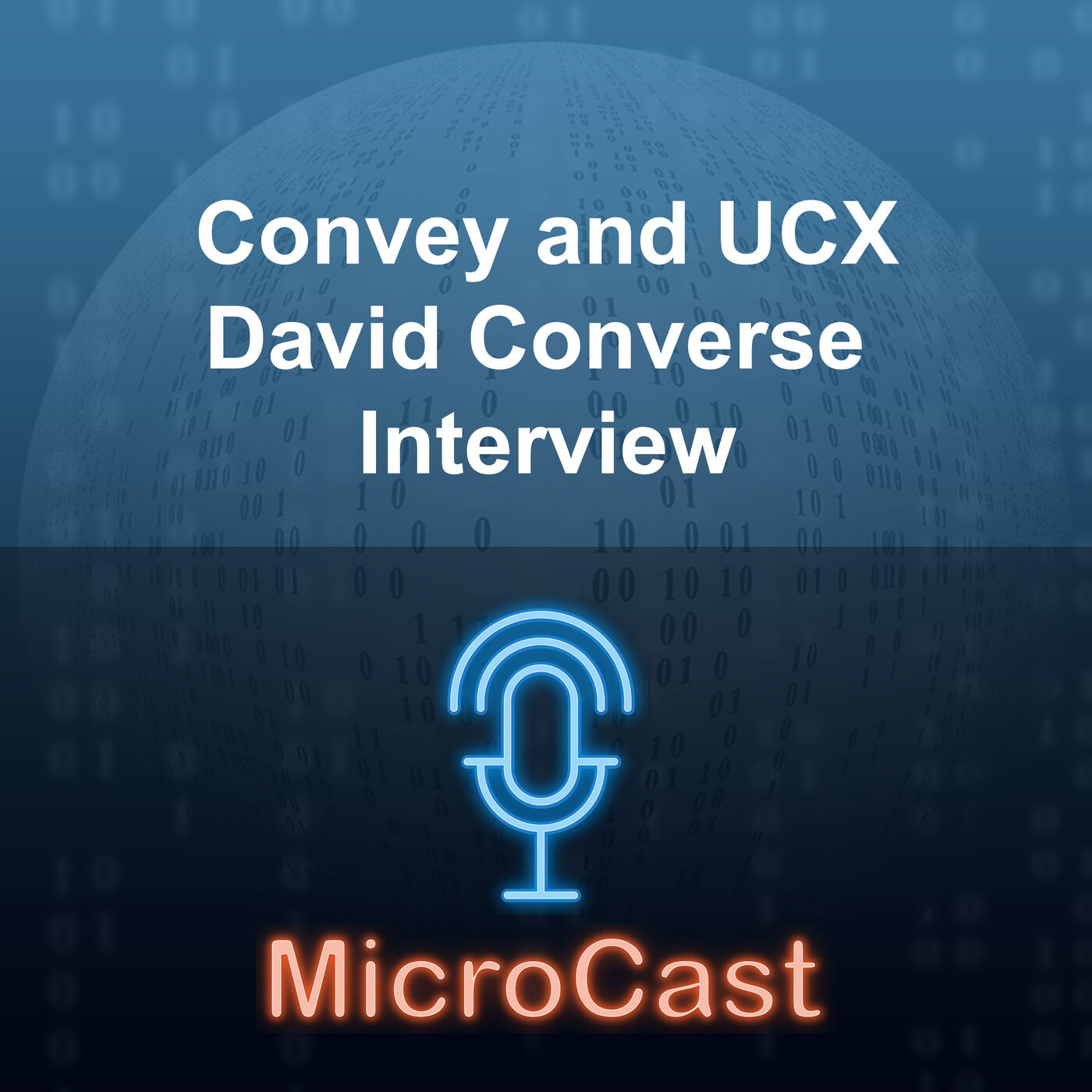 Convey and UCX - David Converse Interview