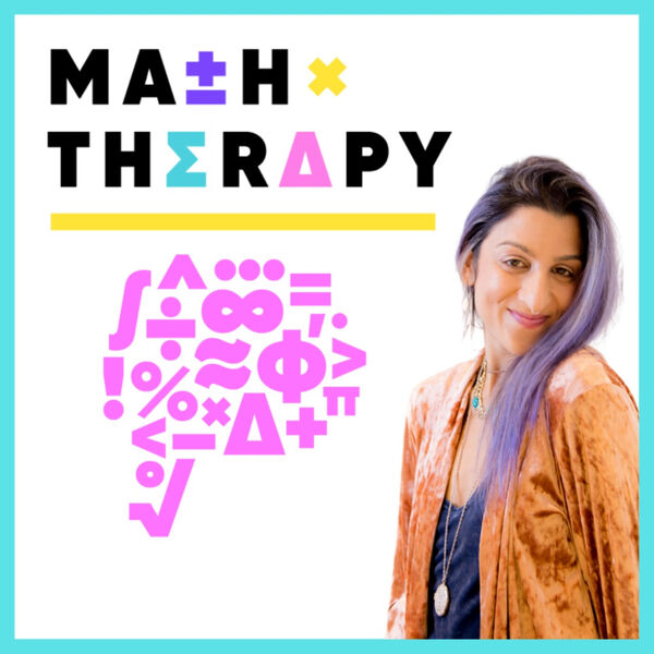 Math Therapy Podcast Artwork Image
