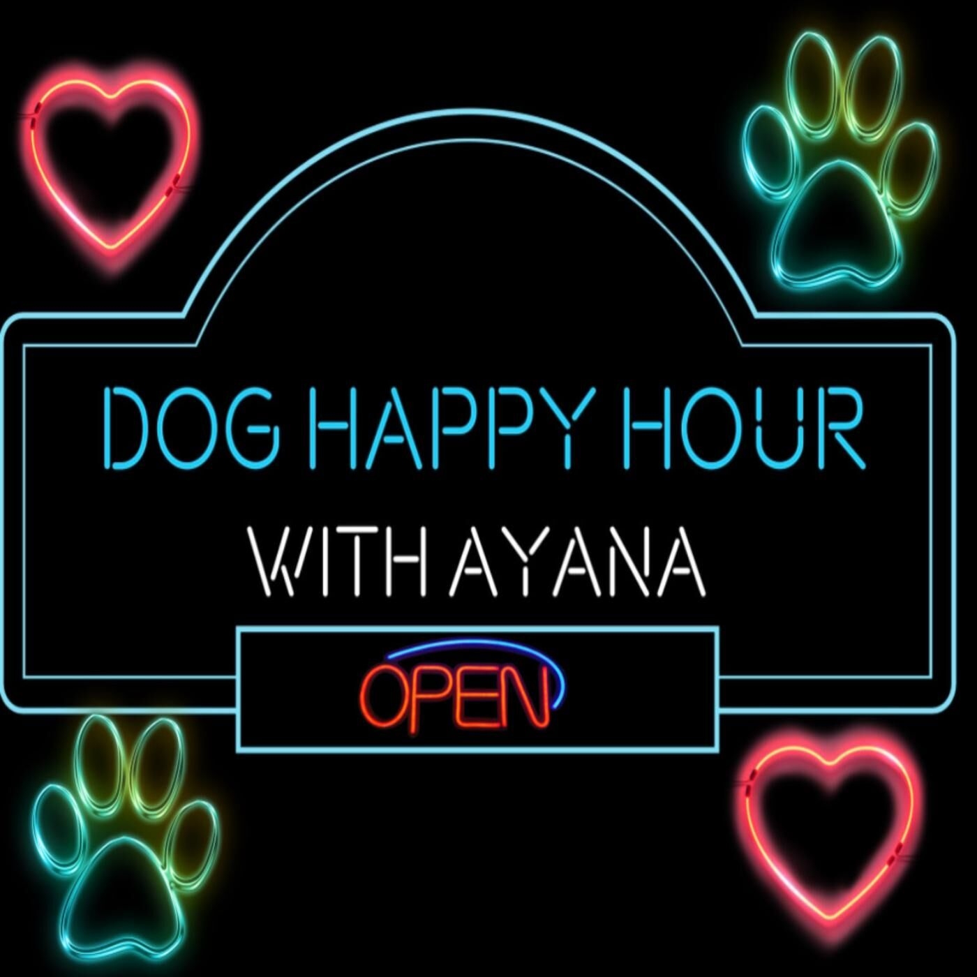 Dog Happy Hour With Ayana