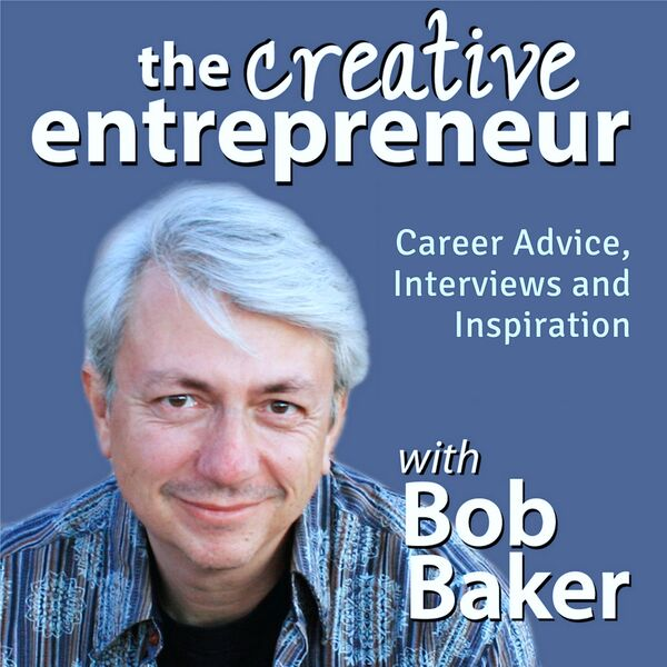 The Creative Entrepreneur Podcast Podcast Artwork Image