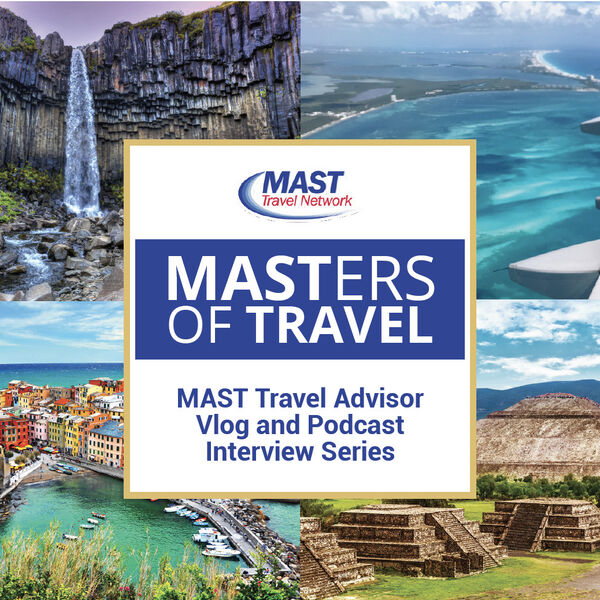 MASTers of Travel  Podcast Artwork Image