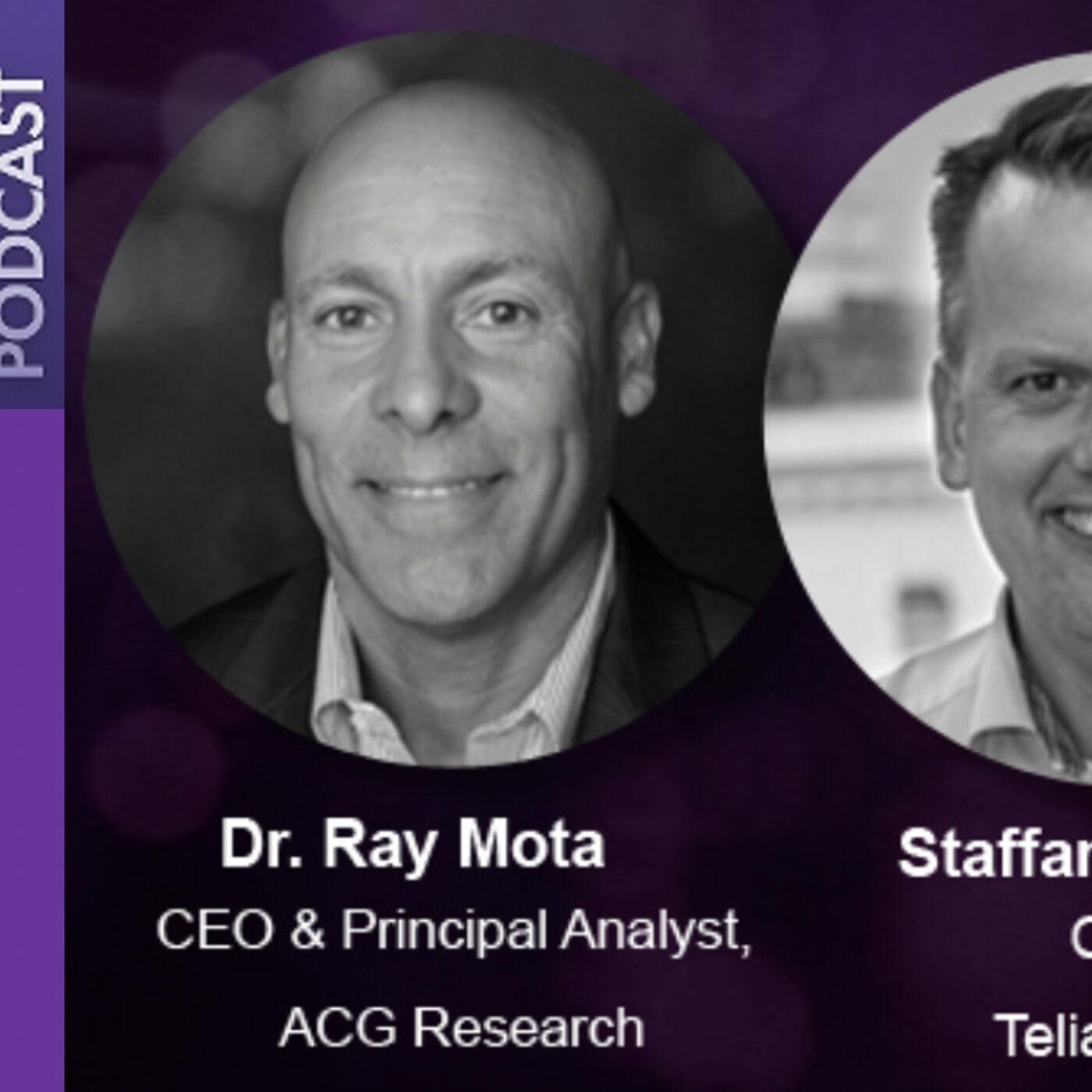 Telia Carrier's CEO Staffan Göjeryd  - Episode 27