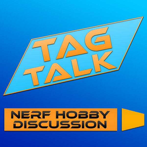 Tag Talk Podcast Artwork Image