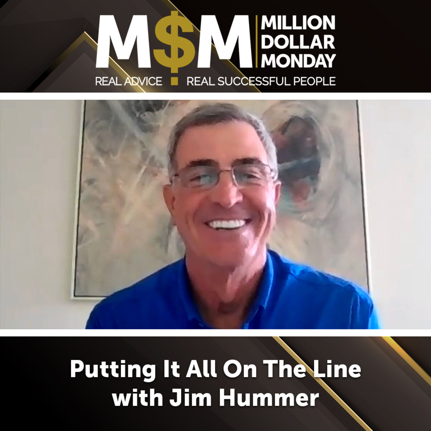 Putting it all on the Line with Jim Hummer