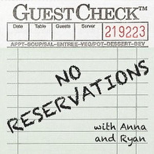 No Reservations Podcast Artwork Image