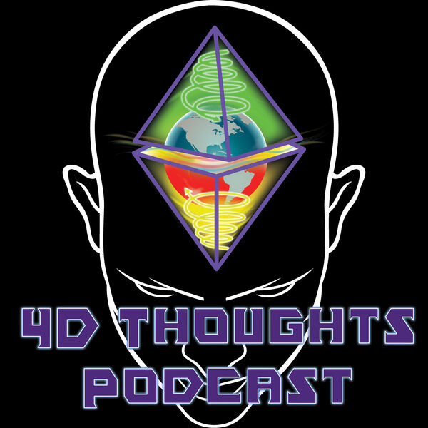 4D Thoughts Podcast Artwork Image