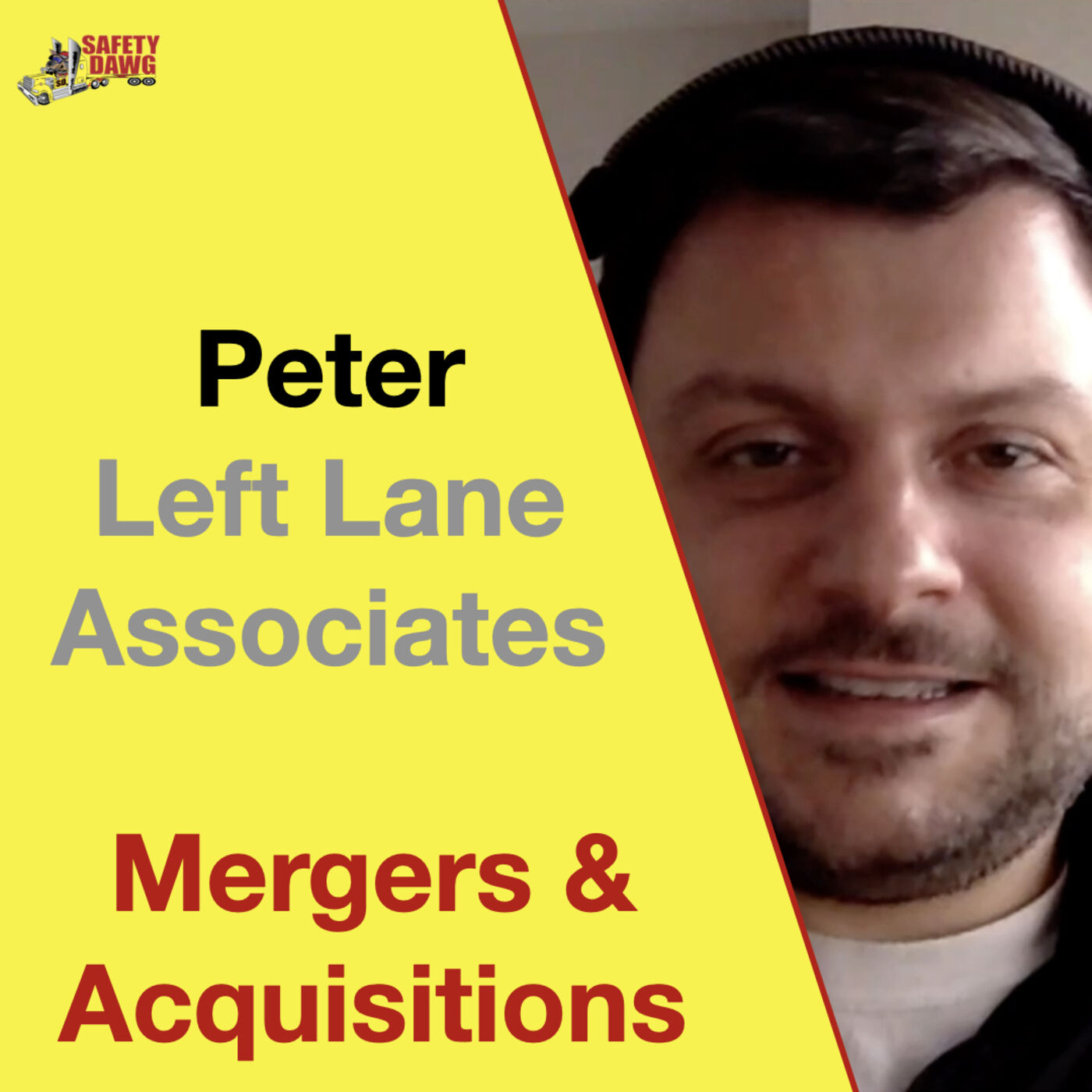 Mergers and Acquisitions With Peter, of Left Lane Associates
