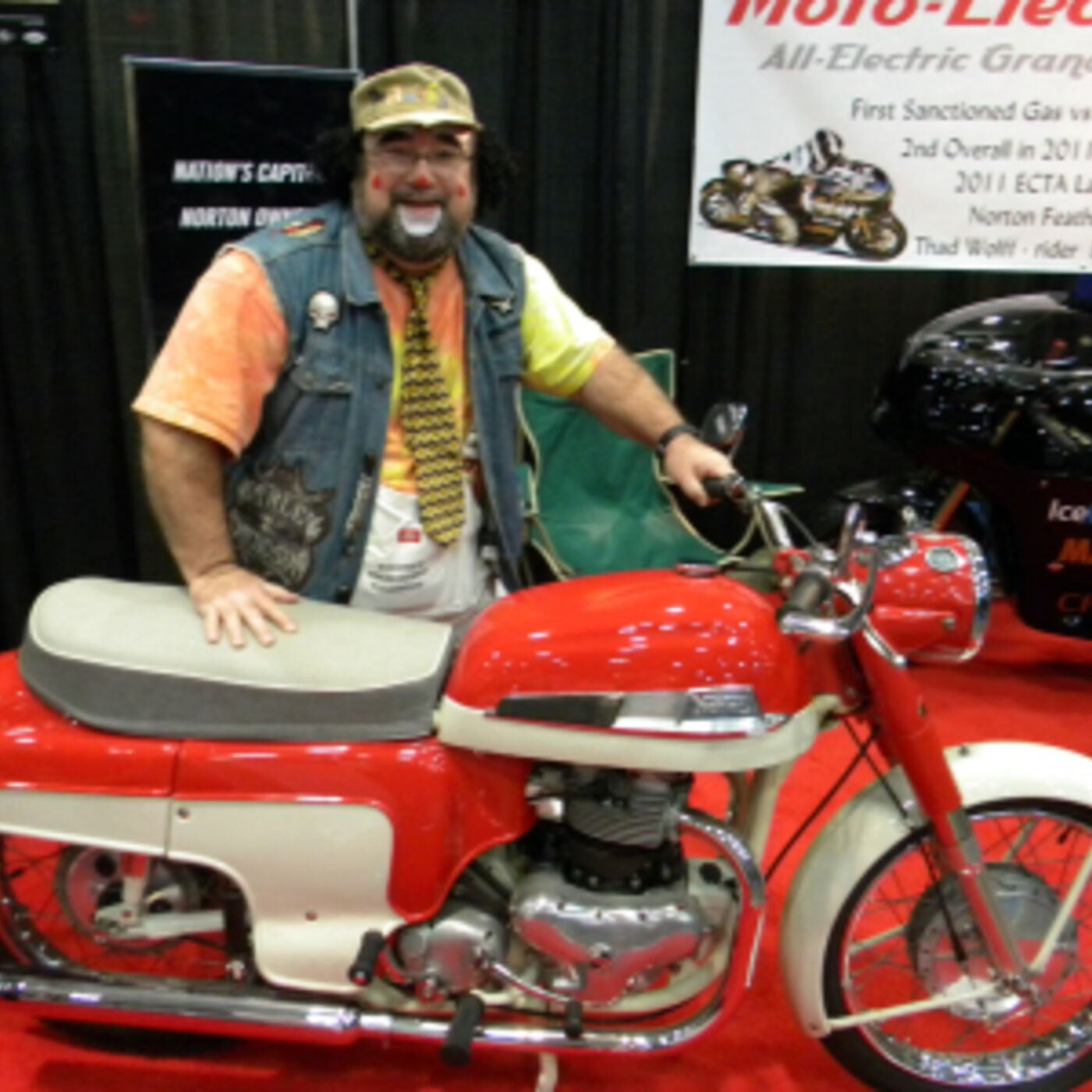 Episode 257 - Harley History #8 with Huffy The Clown