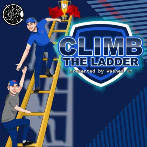 Climb The Ladder Podcast Artwork Image