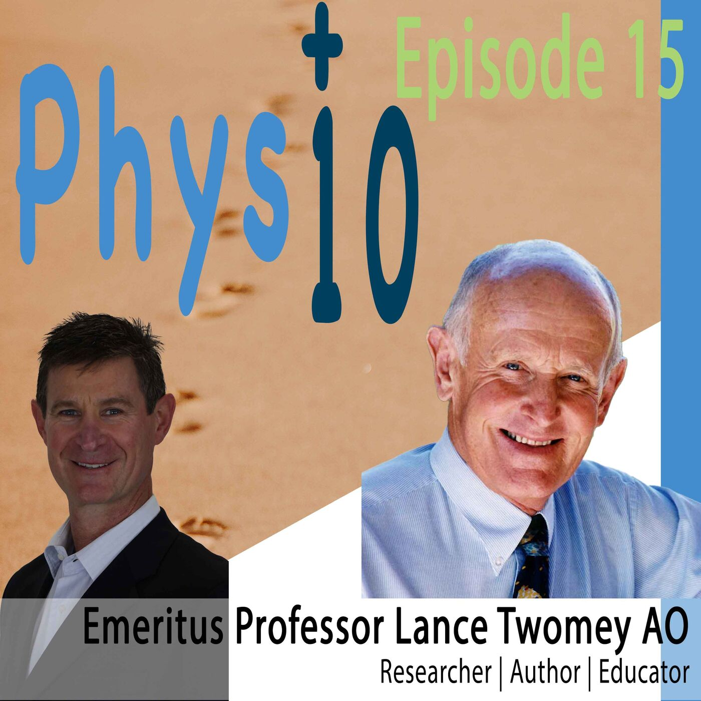 Emeritus Professor Lance Twomey AO Researcher | Educator (Part 1)