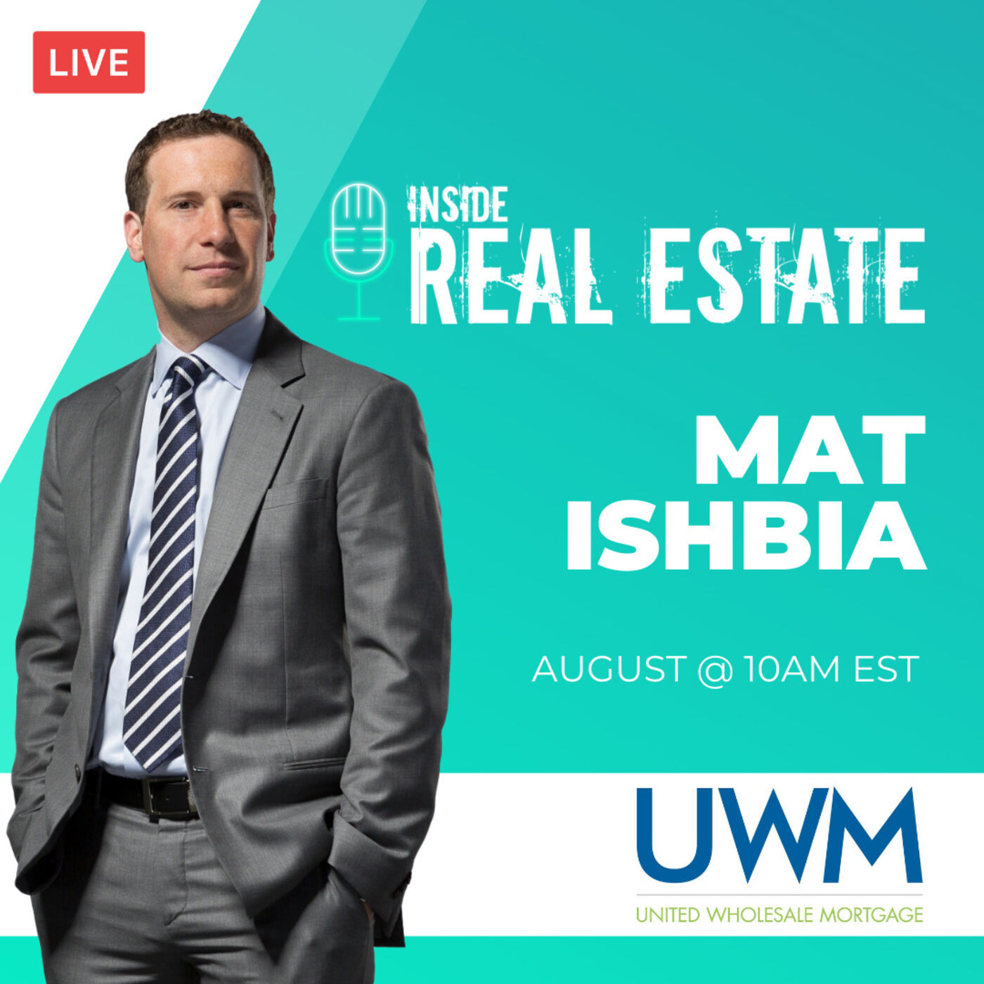 Mat Ishbia, UWM - 2nd Quarter Results, Stock Price, Turn Times, and So Much More