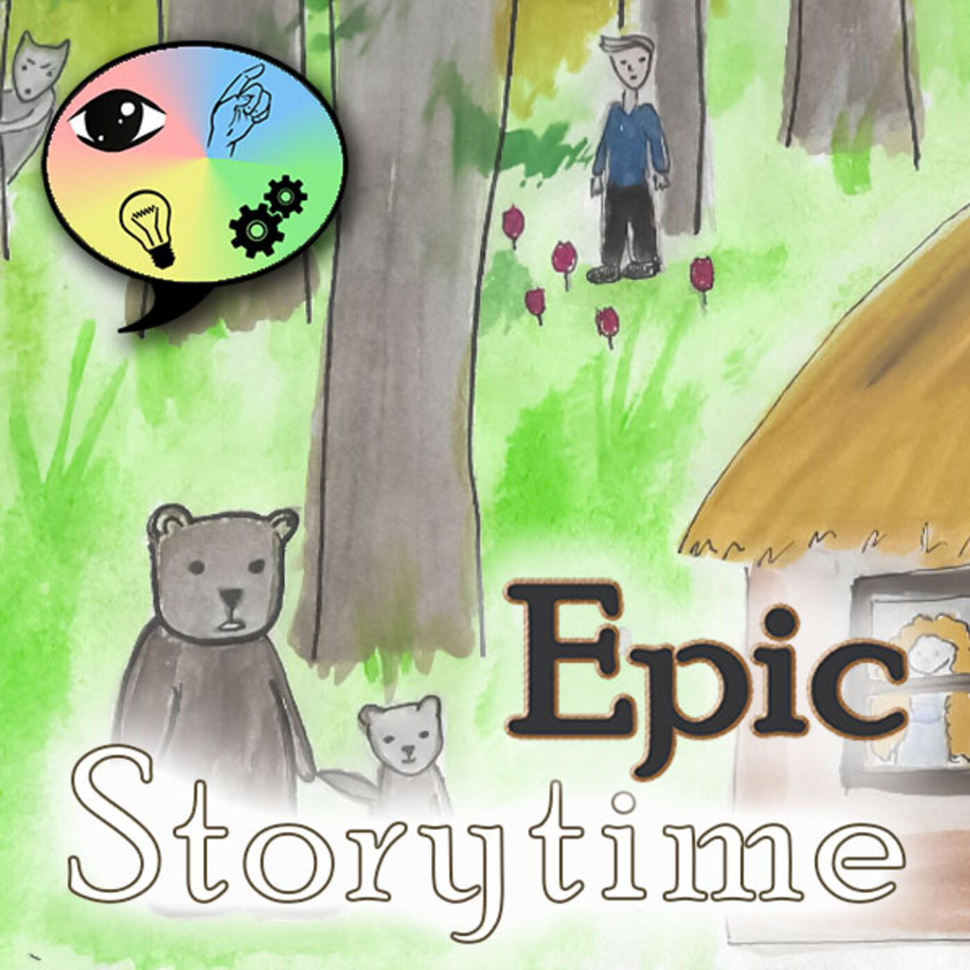Epic Storytime: Through the Forest