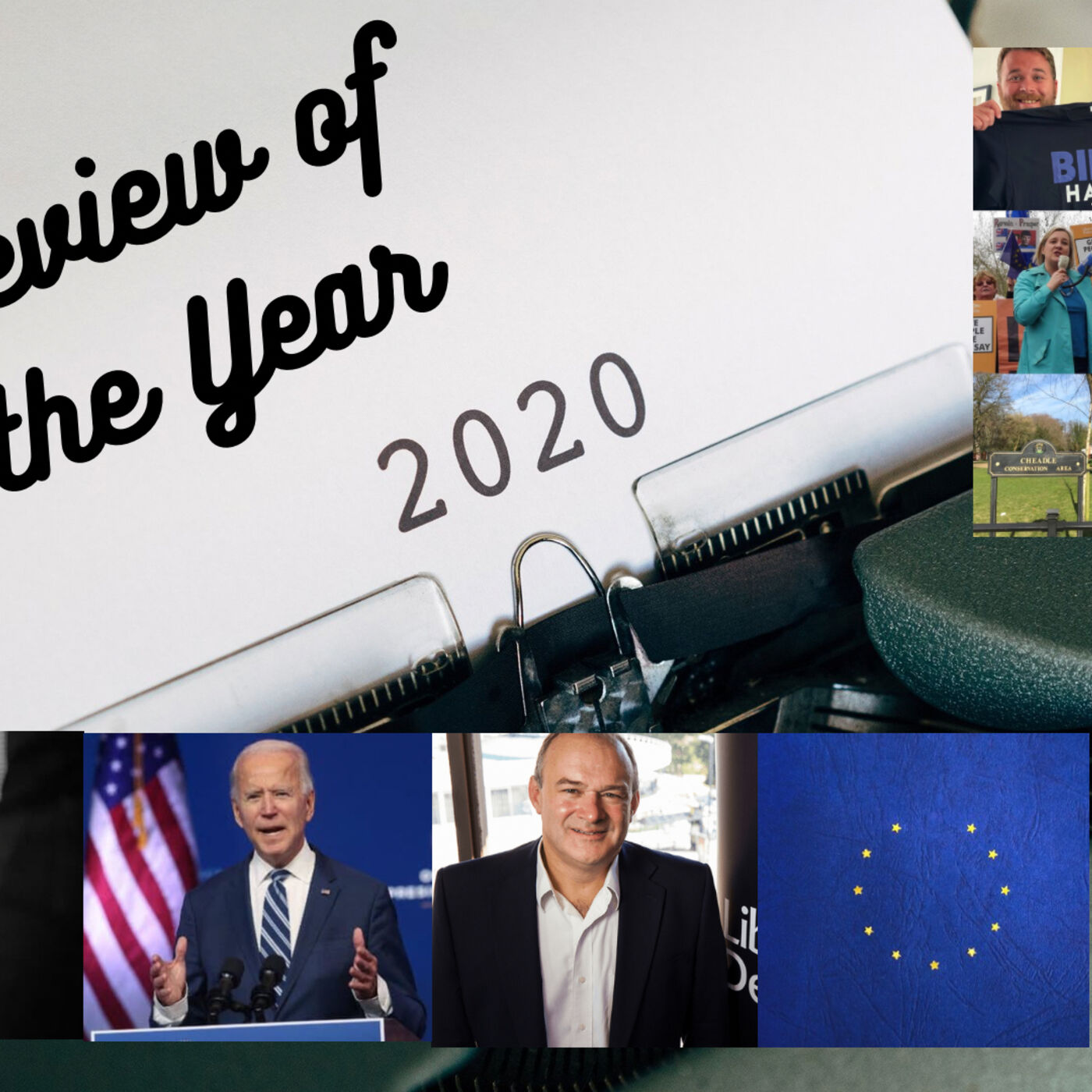 Diversity, Davey, Biden & Brexit - Review of the Year PART THREE