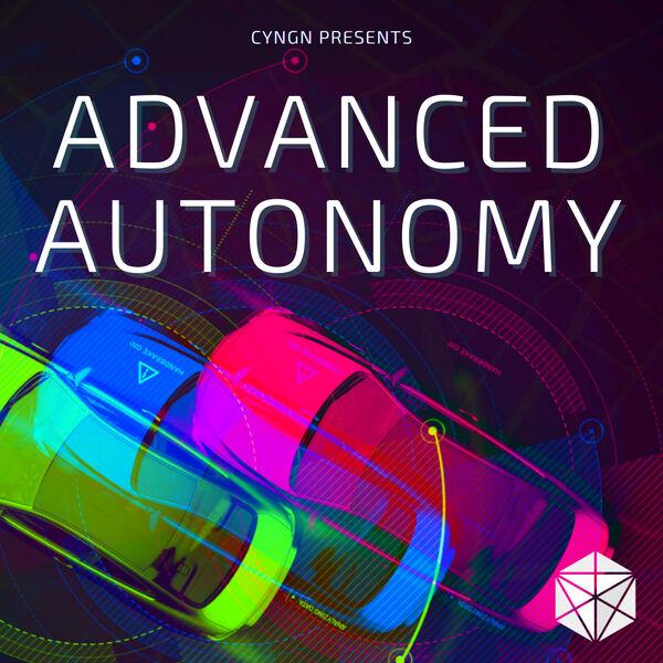 Advanced Autonomy Podcast Artwork Image