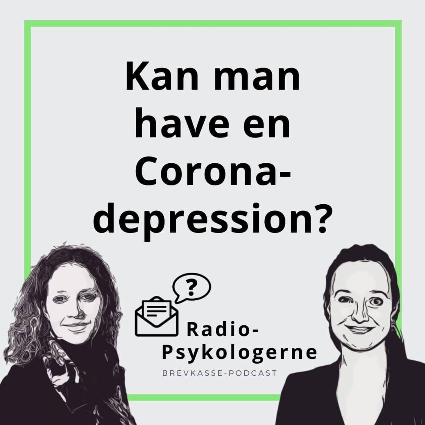 24: Kan man have en corona-depression?