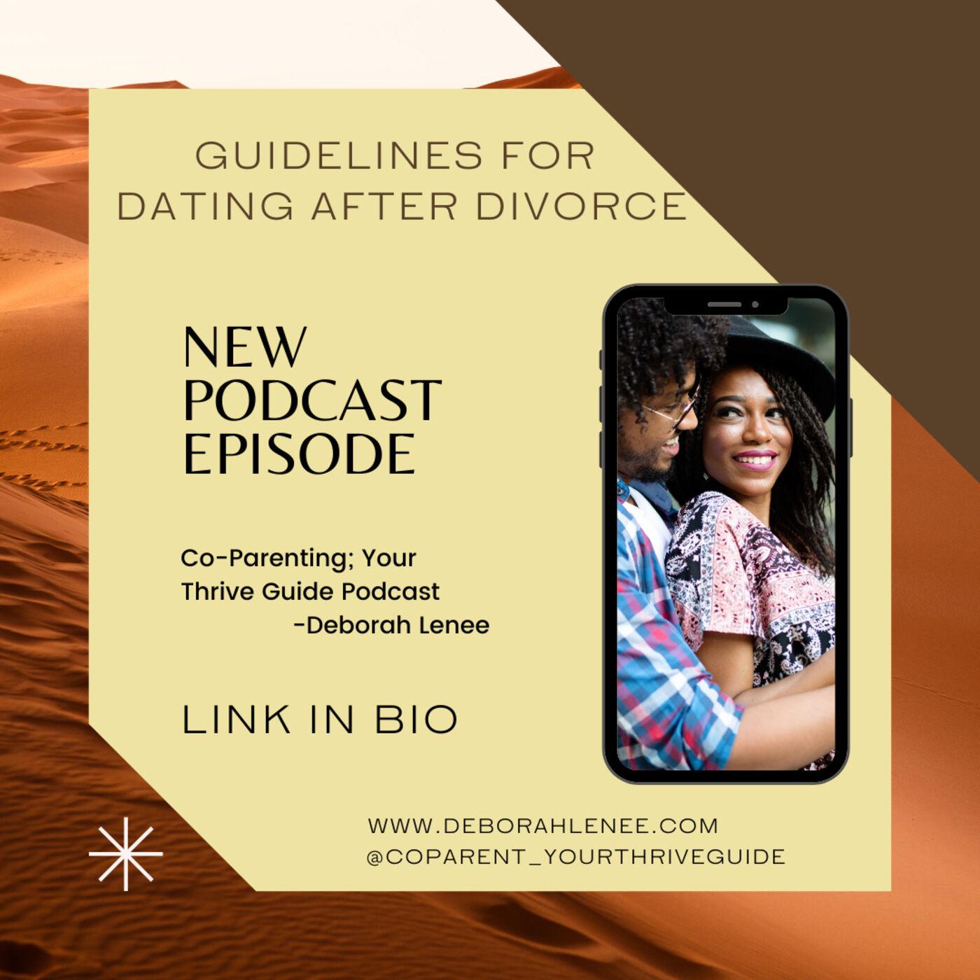 Guidelines for Parents Dating after Divorce