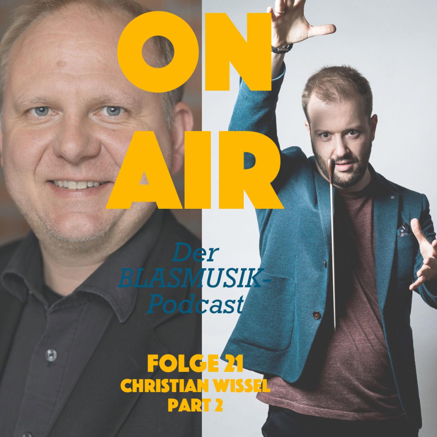 Christian Wissel Part 2 - Schlagzeuger des Staatstheaters Nürnberg
