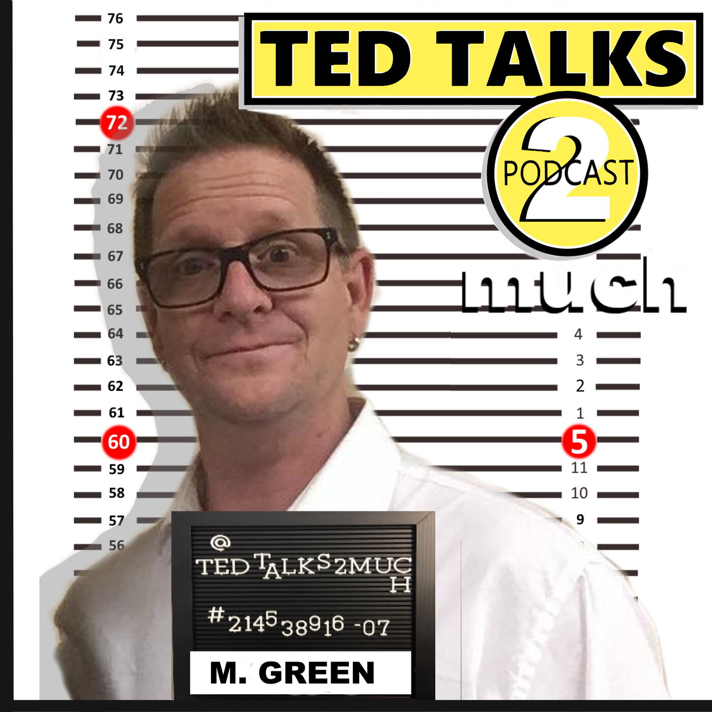 TED TALKS 2 Mike Green... about 32 years of Stand Up, Famous Comedians, Fishing and One Night Stans