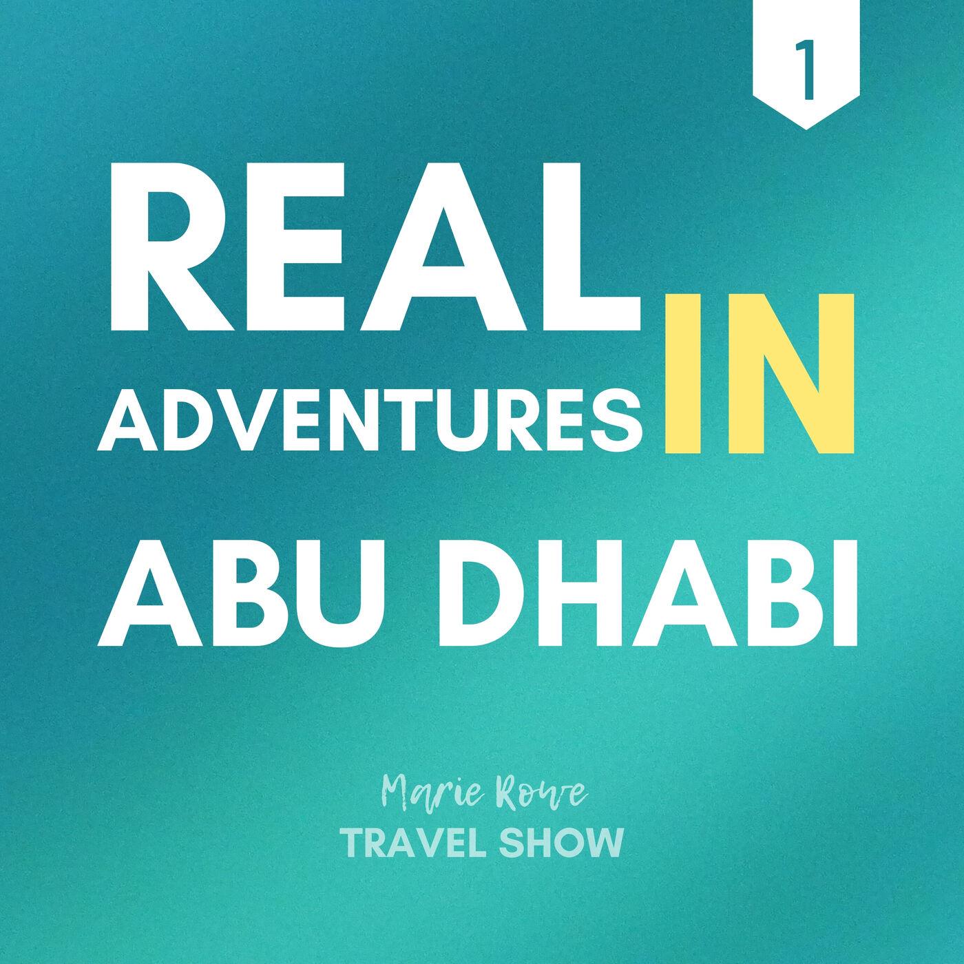 DUNE BASHING IN THE DESERT: ADVENTURES IN ABU DHABI